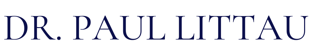 DR. PAUL LITTAU